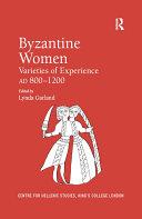 Byzantine Women Pdf/ePub eBook