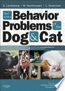 """Behavior Problems of the Dog and Cat E-Book"" by Gary Landsberg, Wayne Hunthausen, Lowell Ackerman"