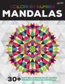Color-by-Number: Mandalas