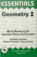 Geometry I Essentials
