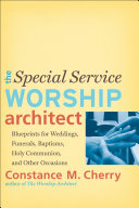The Special Service Worship Architect Book