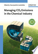 Managing CO2 Emissions in the Chemical Industry Book