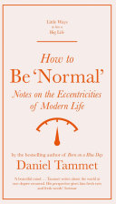 How to Be 'Normal' [Pdf/ePub] eBook
