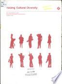 Valuing Cultural Diversity Book PDF