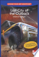 The Lost City of the Outback