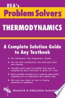 Thermodynamics Problem Solver