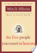 The Five People You Meet in Heaven Book