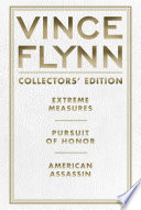 Vince Flynn Collectors  Edition  4 Book