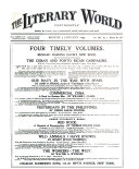 Pdf The Literary World