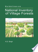 Guidelines on National Inventory of Village Forests