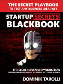 Startup Secrets Blackbook