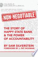 Non-Negotiable