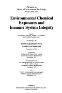 Environmental Chemical Exposures and Immune System Integrity