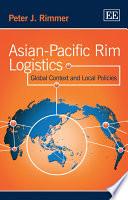 Asian-Pacific Rim Logistics Pdf/ePub eBook