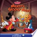 Mickey   Friends  Mickey s Spooky Night