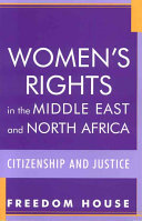 Pdf Women's Rights in the Middle East and North Africa