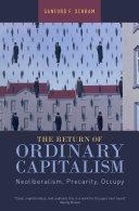 The Return of Ordinary Capitalism Pdf/ePub eBook