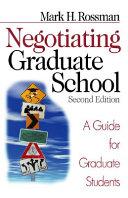 Negotiating Graduate School