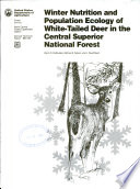 Winter Nutrition and Population Ecology of White-tailed Deer in the Central Superior National Forest