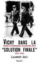 Pdf Vichy dans la «solution finale» Telecharger