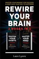 Rewire Your Brain Book