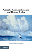 Catholic Cosmopolitanism and Human Rights