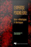 Pdf L' Expertise Psycholégale Telecharger