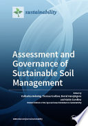 Assessment and Governance of Sustainable Soil Management Book