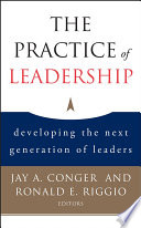 The Practice of Leadership Book