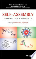 Self Assembly Book