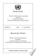 Treaty Series 2556