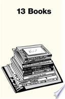 Thirteen Books Book PDF