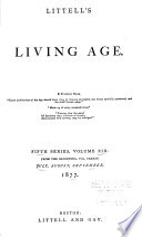 Littell's Living Age