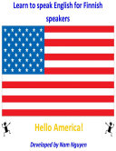 Learn to Speak English for Finnish Speakers