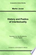 History and Poetics of Intertextuality