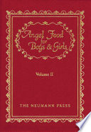 Angel Food for Boys and Girls  Volume 2