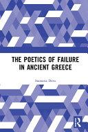 The Poetics of Failure in Ancient Greece Pdf/ePub eBook