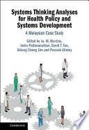 Systems Thinking Analyses for Health Policy and Systems Development Book