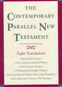 The Contemporary Parallel New Testament