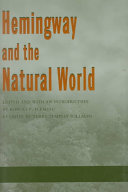 Hemingway and the Natural World