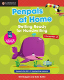 Pdf Penpals at Home: Getting Ready for Handwriting