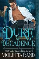 Duke of Decadence