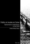 Publics et musées en Suisse