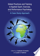 Global Practices and Training in Applied Sport  Exercise  and Performance Psychology