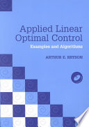 Applied Linear Optimal Control Paperback with CD-ROM