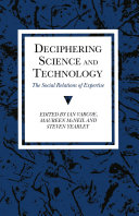 Deciphering Science and Technology