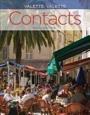 Contacts: Langue Et Culture Fr Ancaises