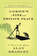 The Grave's a Fine and Private Place Book