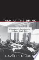 Talk at the Brink