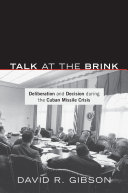 Talk at the Brink